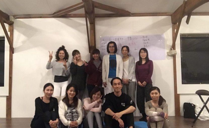 野村賢吾先生による「解剖学講座」と「音ヨガ」ワークショップ開催レポ!