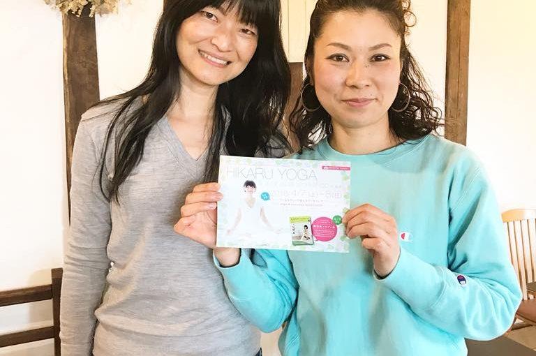 4/7-8 ヒカル先生のyoga & ayurveda ワークショップin岩手開催レポート!