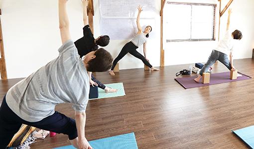 yoga journey(ヨガ・ジャーニー)の画像