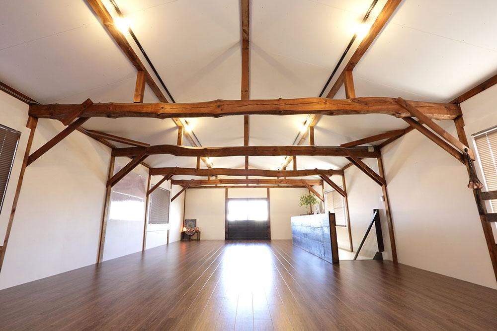 yogajourneyのスタジオ