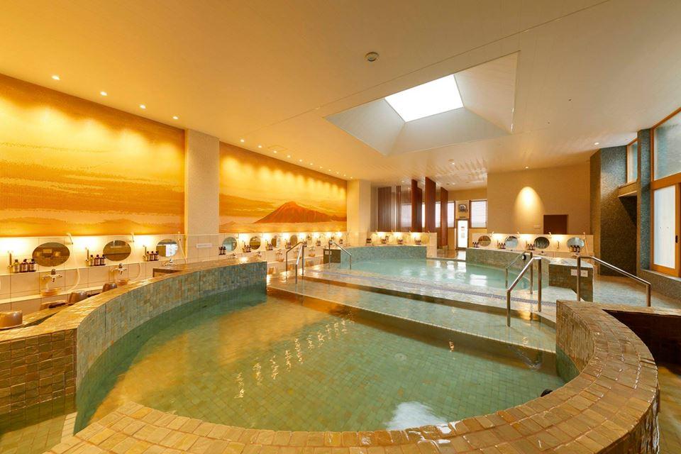 ゆっこ盛岡のお風呂の写真