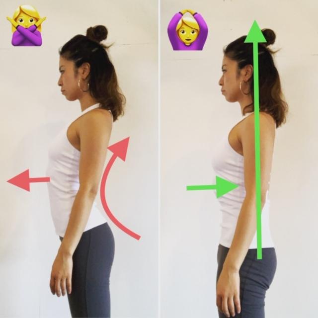 ヨガジャーニー姿勢改善腹筋強化のイメージ写真